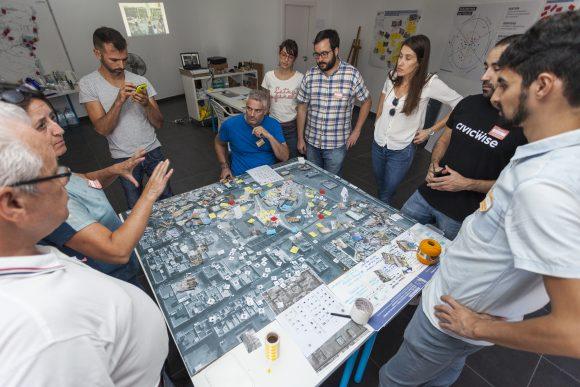 """Proyecto piloto """"La Gavia de Los Hormiga"""""""